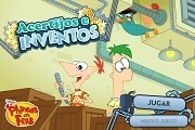 Phineas y Ferb Acertijos e inventos