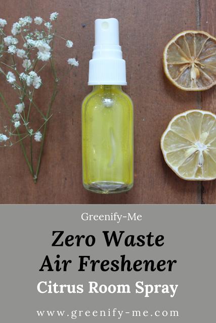 zero waste air freshener