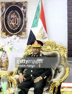 Lt. General Emad al-Din Adawi