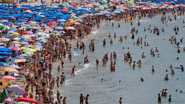 """La """"turismodependencia"""" de España: más de 260.000 empleos destruidos en un solo día"""