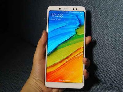 Spesifikasi Lengkap Xiaomi Redmi Note 5
