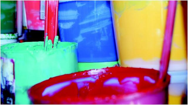 Alamat Tempat pemesanan tinta sablon beserta peralatannya