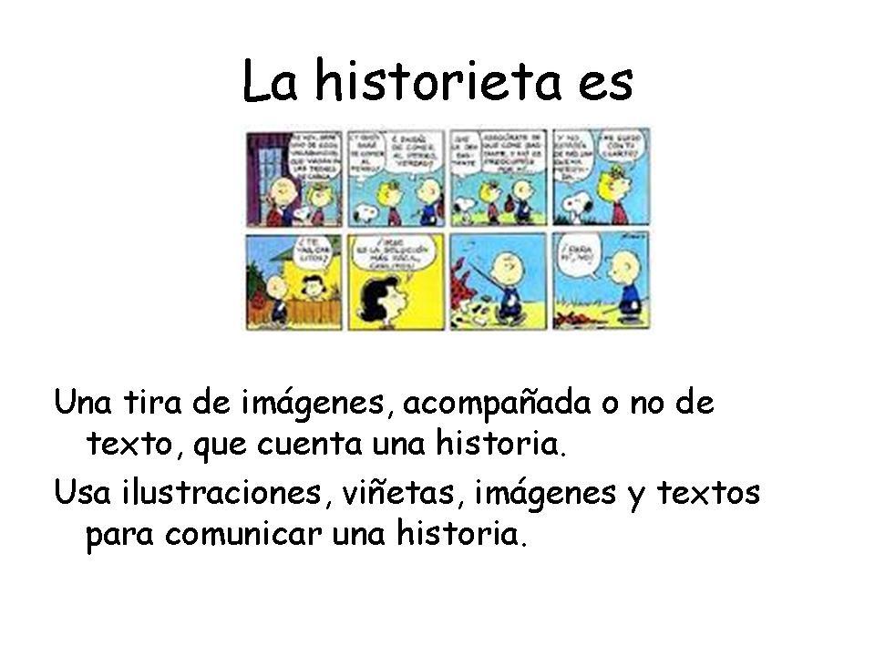 Bekannt Cómo hacer una historieta para la clase de español - Estudia y aprende RW67