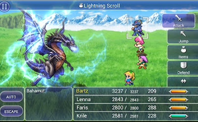 Download Final Fantasy V v.1.2.1 APK + Data NEW