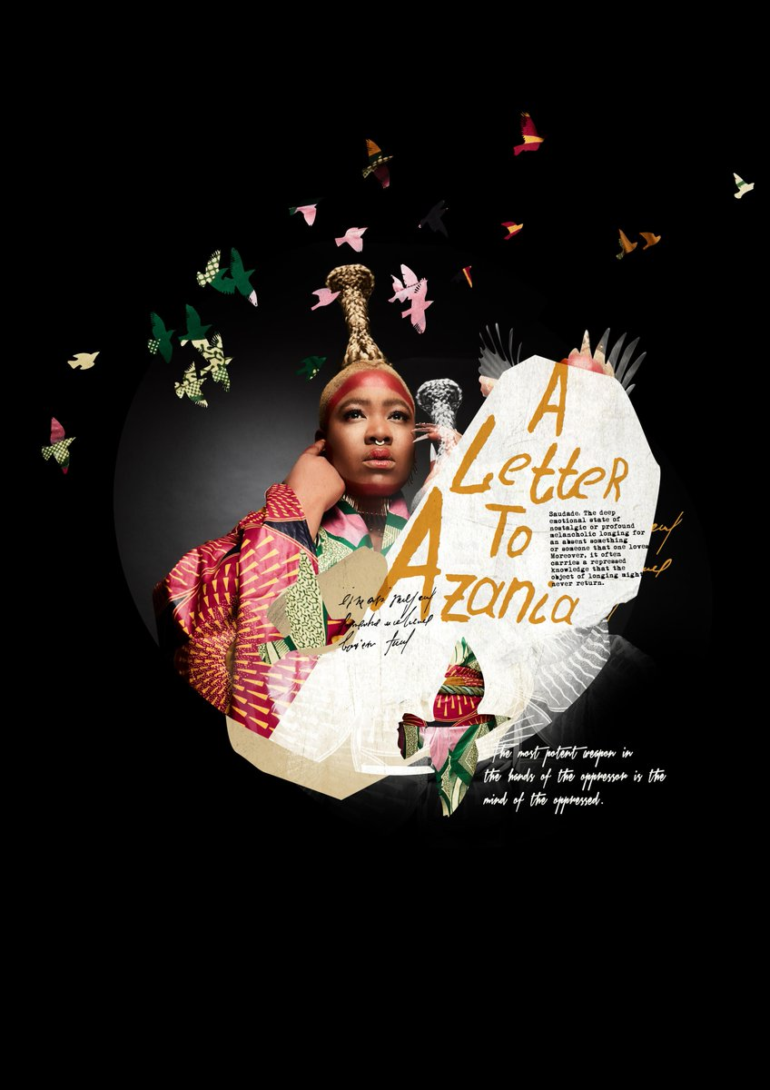 A Letter To Azania By The Legendary Thandiswa Mazwai Live At The Lyric Theatre