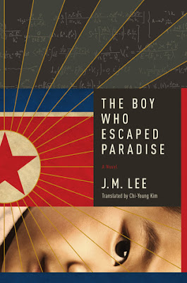 The Boy Who Escaped Paradise, J. M. Lee, Waiting on Wednesday InToriLex