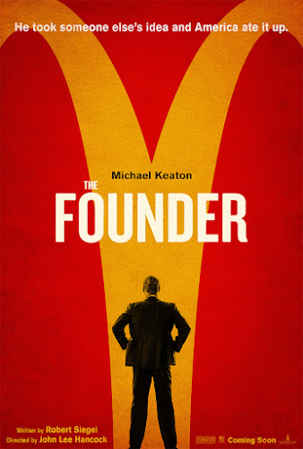 The Founder (BRRip 720p Dual Latino / Ingles) (2016)