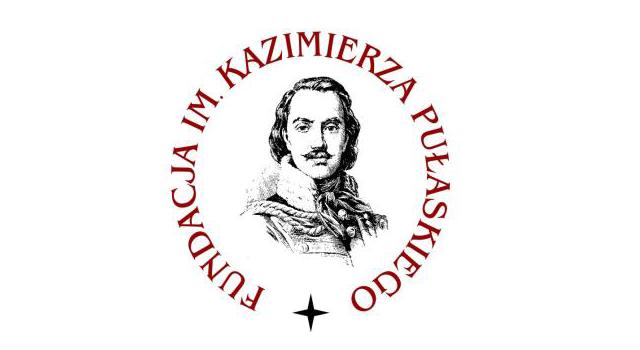 Logo Fundacji im. Kazimierza Pułaskiego