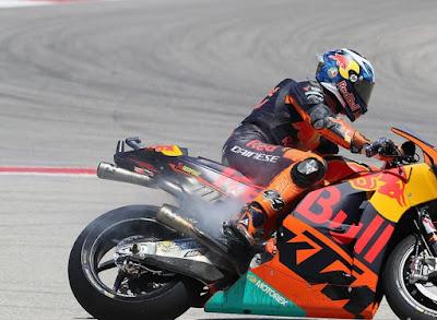 KTM Bawa Mesin Baru 'Big Bang' ke MotoGP Jerez