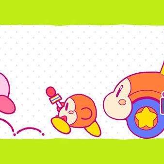 Nintendo abre una cuenta de Twitter para el 25º aniversario de Kirby