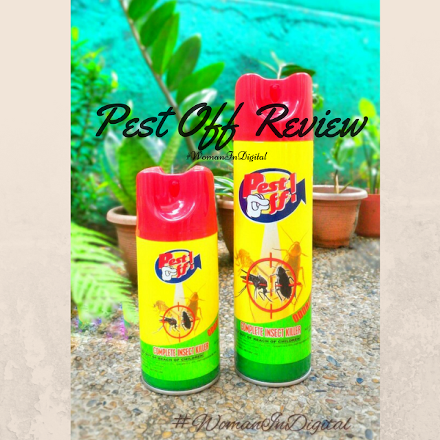 Pest Off! Complete Insect Killer Spray
