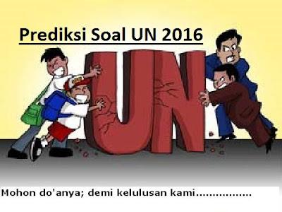 Contoh Soal UN Bahasa Indonesia SMK 2016 dan Pembahasannya