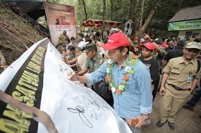 4 Ekor Rusa Timor Hasil Konservasi PT Pertamina EP Dilepasliarkan