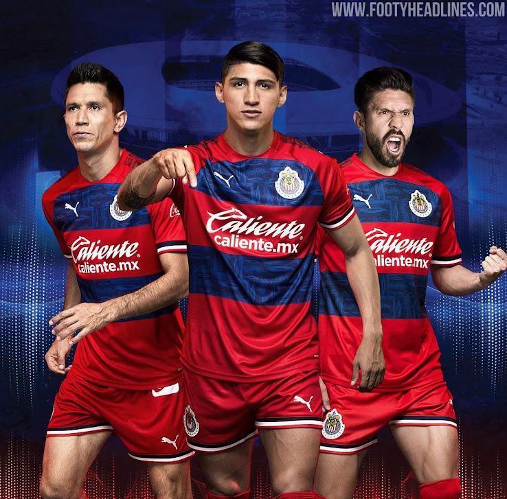 pretty nice ca5ae efa4d Chivas 19-20 Home & Away Kits Released - Footy Headlines
