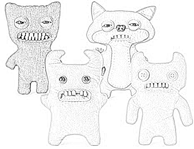 Coloring Pages: Fugglers Coloring Pages Free and Downloadable