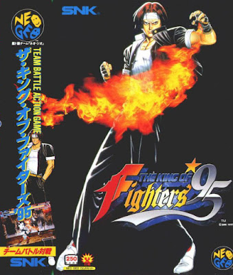 Capa de The King of Fighters 95