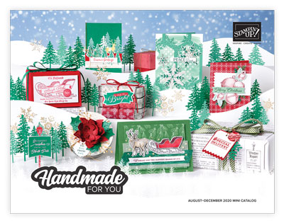Holiday mini-catalog!
