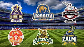 PSL 2019 Schedule and Fixtures | Pakistan Super League 2019
