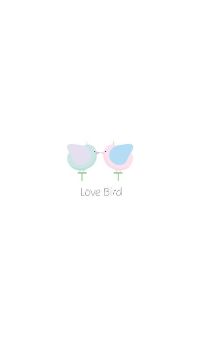Simple Love Bird.