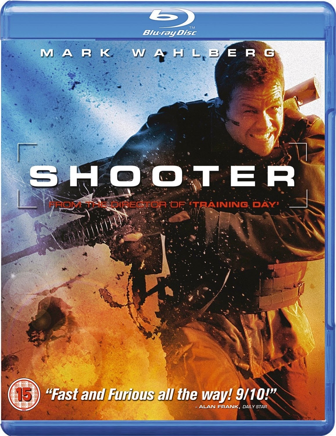 SHOOTER (2007) ταινιες online seires oipeirates greek subs
