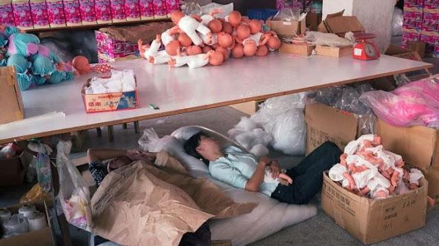 Ironis! DIbalik Harga Mainan China yang Harganya Murah, Terdapat Fakta Menyedihkan