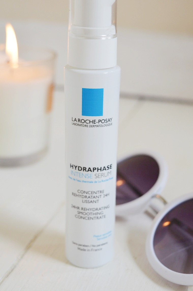 La Roche-Posay Hydraphase Intense Serum Review, beauty bloggers, uk beauty blog