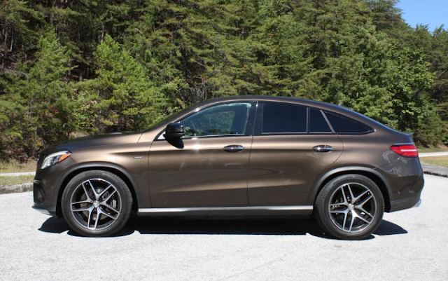 2016 Mercedes-Benz GLE450 AMG Coupe Review