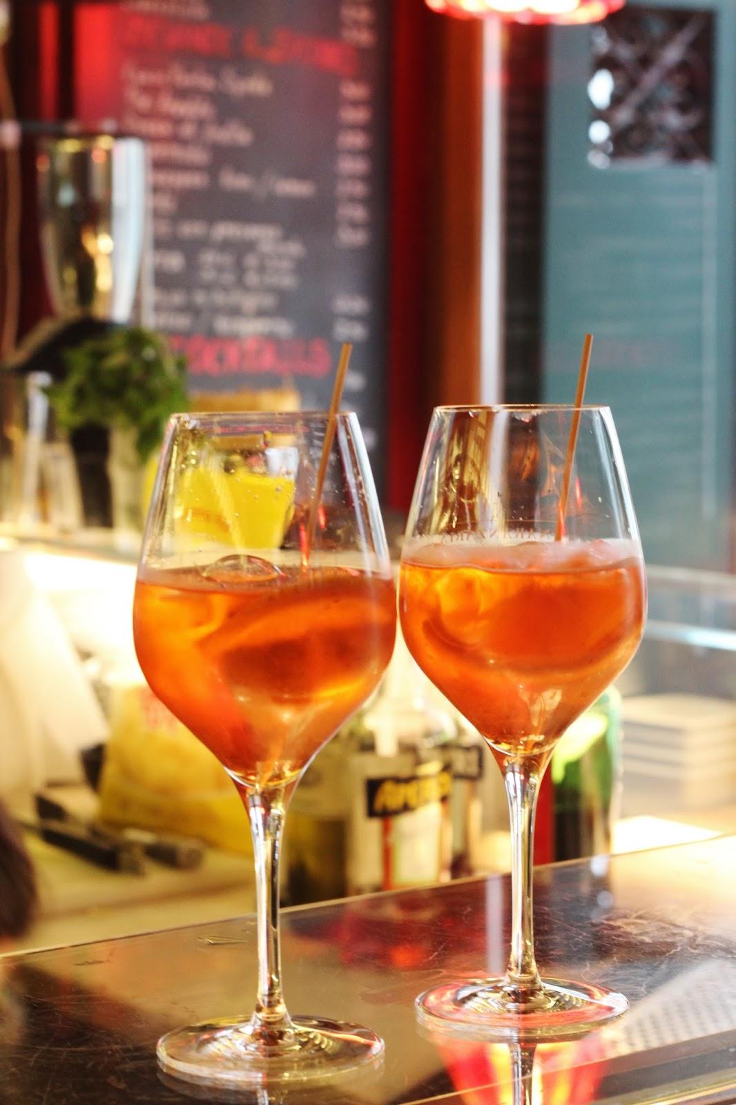 aperol spritz venecia