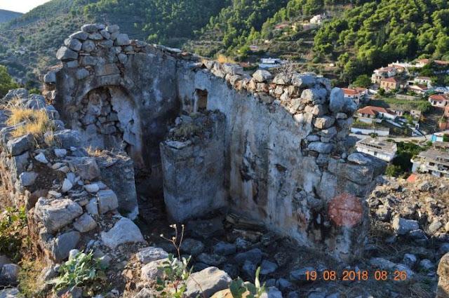 Ανάδειξη και ανάπλαση του Κάστρου της Νέας Επιδαύρου