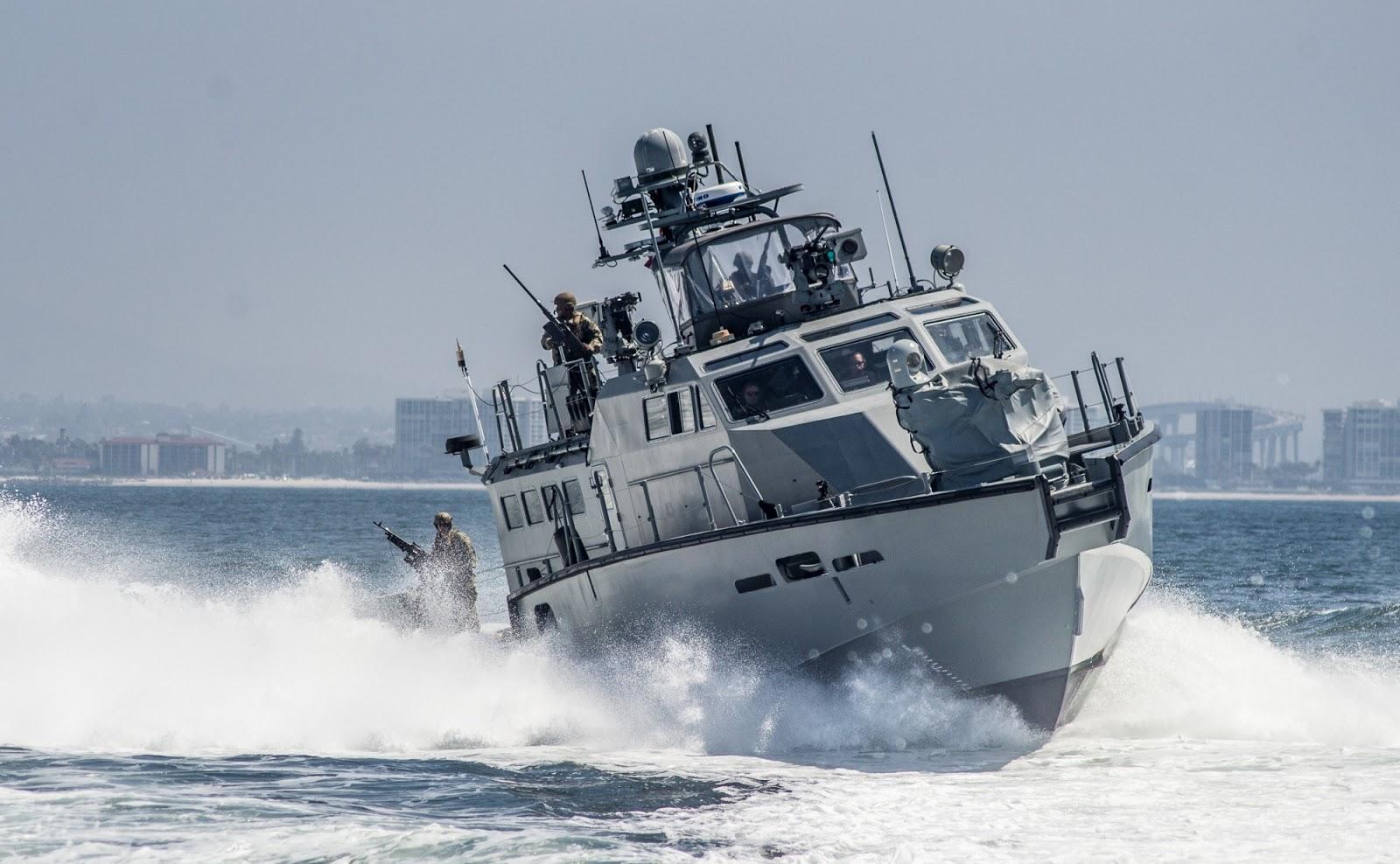 патрульні катери Mark VI