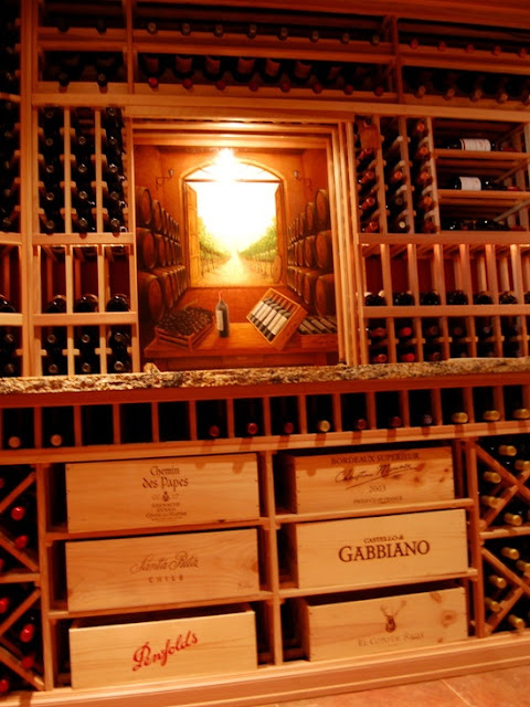 Long-Side Branded Wooden Wine Crates