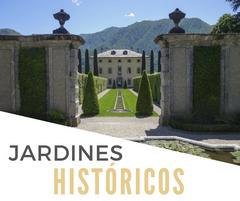 Principales jardines históricos en todo el mundo