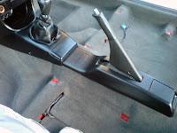 Rover 25 Handbrake