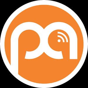 Podcast & Radio Addict Logo