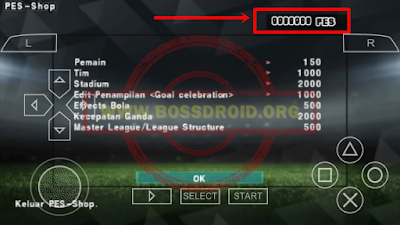 Download Cheat Uang PES Jogress V3 Iso