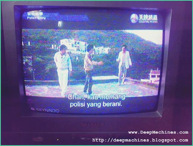 """Melumpuhkan Titik Proteksi dan Perbaikan Protek (Standby) TV Sharp 14"""""""