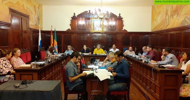 El Ayuntamiento de Los Llanos de Aridane renueva su compromiso para lograr la igualdad de las personas LGTBI
