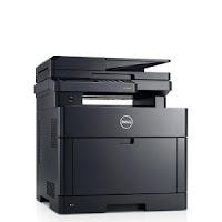 Dell H825cdw Printer Driver