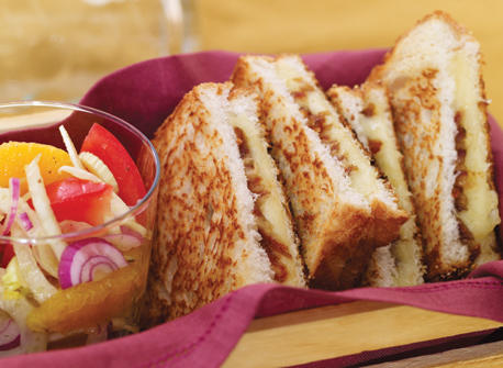 Turkish Grilled Cheese Recipe