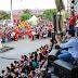 Desfile de 27 de setembro, data de emancipação política – administrativa de Piritiba, abrilhantou as ruas da cidade