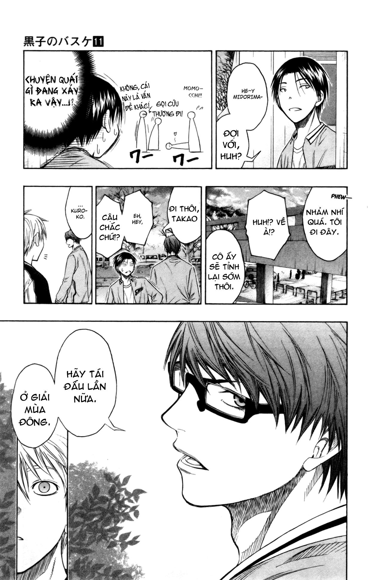 Kuroko No Basket chap 093 trang 17
