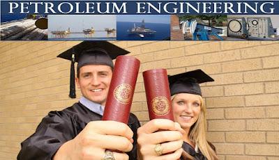 Ilustrasi lulusan program studi teknik perminyakan.