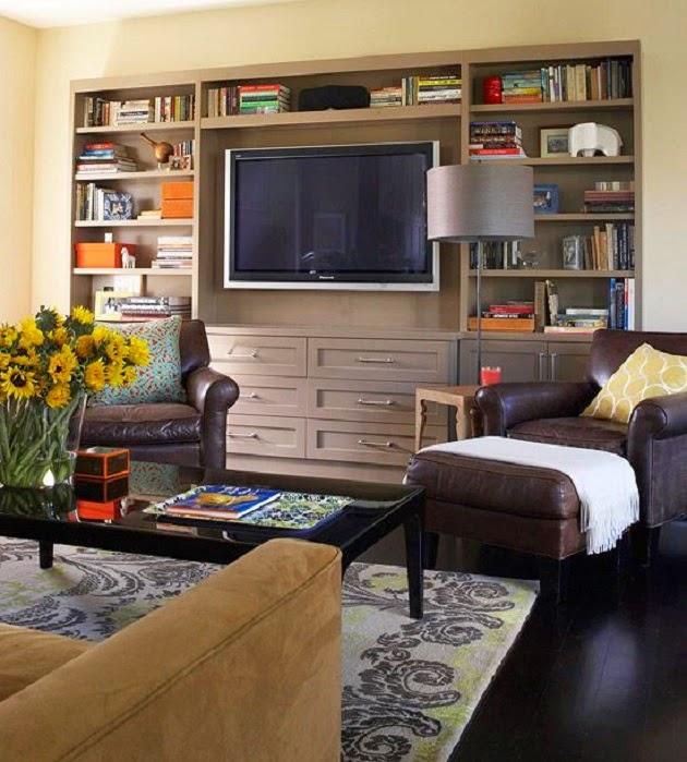 sala+de+estar+6 Inspiração: Salas de Estar