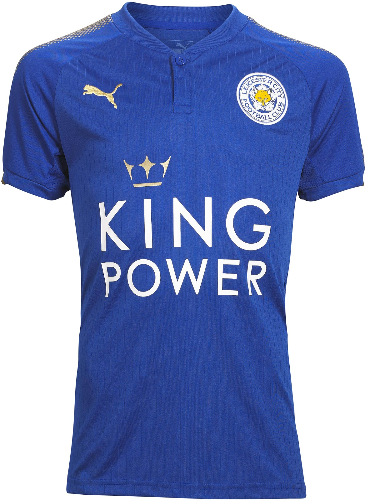 Leicester City 17-18 Home Kit Released - Footy Headlines