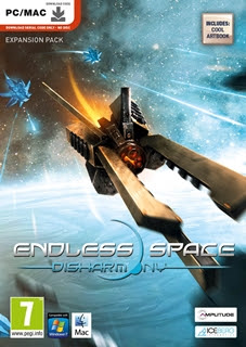 Endless Space Disharmony - PC (Download Completo)