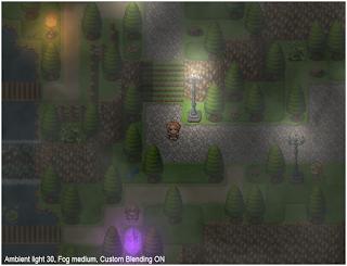 Khas Advanced Graphics - Plugin pour lumière et brouillard 5