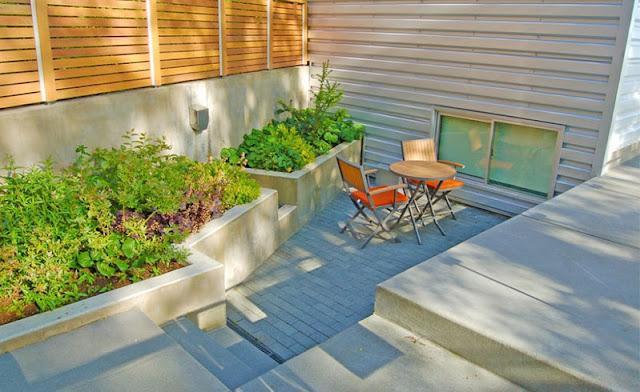 8 Desain Taman Halaman Rumah Minimalis