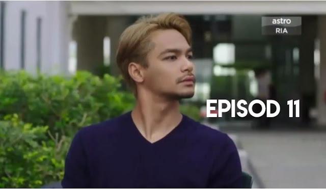 Drama Senafas Rindu Episod 11