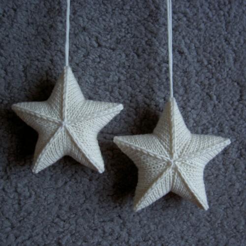 Stjärna - Free Pattern