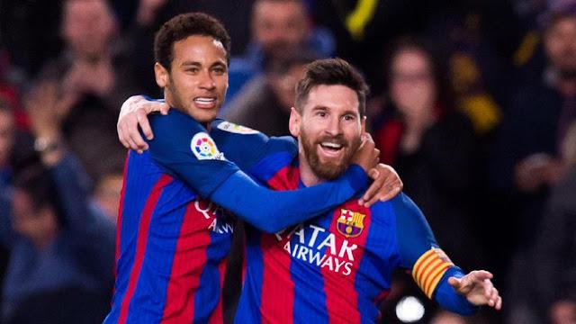 Messi: Neymar Gabung Madrid? Bakal Sangat Tak Enak untuk Dilihat